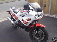 1987 Yamaha FZ600