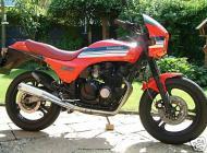 1985 Kawasaki GPz400