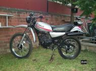 1980 Yamaha DT175MX