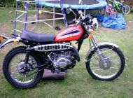 Suzuki TS250L