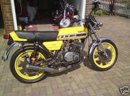 Yamaha RD400 DX