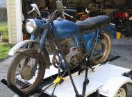 1965 Ducati 125 Bronco