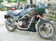 Honda VF750FD