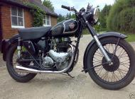 1953 Matchless G9 Super Clubman