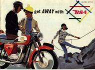 1964 BSA sales brochure