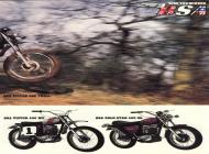 1972 BSA Victor 500 sales brochure