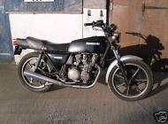 1980 Kawasaki KZ550
