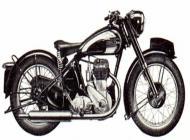 1953 BSA M20