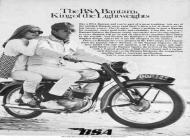 BSA Bantam Advert
