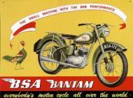 BSA Bantam Ad
