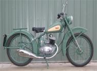 1949 BSA Bantam D1