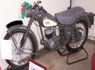 1956 BSA Bantam D3