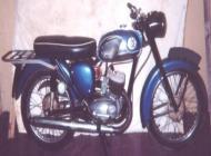 1968 BSA Bantam D14