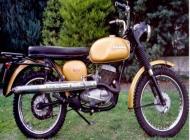 1971 BSA Bantam D175