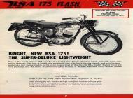 BSA D175