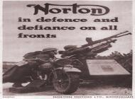 Norton WW2 Advert