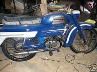 Batavus Conforte Moped