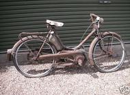 Zundapp Moped