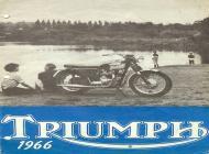 1966 Triumph sales brochure