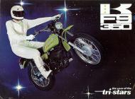 Kawasaki F9 350 sales brochure
