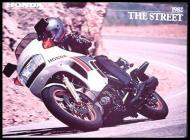 1982 Honda motorcycle advert