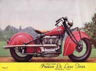 Indian Model 441 sales brochure