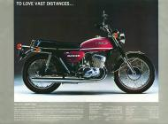 Suzuki T500R sales brochure