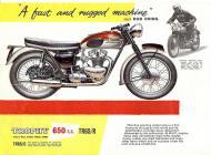 Triumph Trophy TR6S-R sales brochure