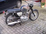 Honda CB77S