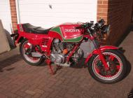 Ducati Mike Hailwood Replica (MHR) Mille