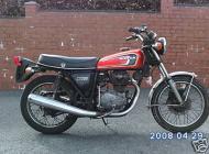 Honda CB250 G5