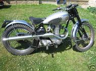 BSA ZB32 A Competition Model