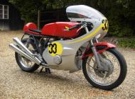 Honda 500/4 Race Bike