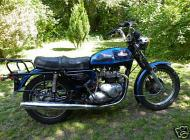 Triumph Bonneville 750 T140ES Executive