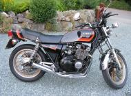 1981 Yamaha XJ550