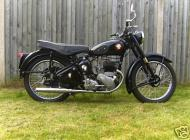 BSA C10 250cc Side Valve