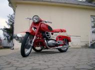 Pannonia TLB T3 Duna OK3 Sidecar