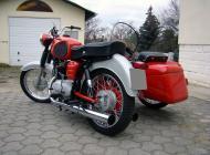 Pannonia P12 Duna OK4 Sidecar