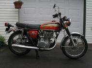 Honda CB450