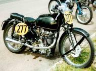 Velocette KTT Mk VIII 350 cc OHC Racer
