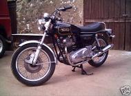 Norton Commando 850 Mk2a