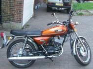 Yamaha RD200
