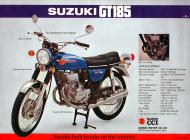 Suzuki GT185 Sales Brochure