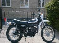1977 Yamaha DT400