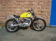 Greeves Anglian Pre '65 Trials Bike