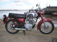 1975 Honda CD175