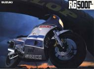 Suzuki RG500 Poster