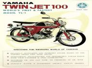 Yamaha YL1 Twin Jet Brochure