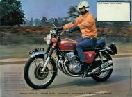 Honda CB750 K0 UK Advert