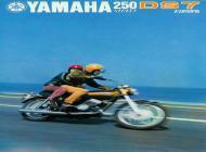 Yamaha YDS7 Advert